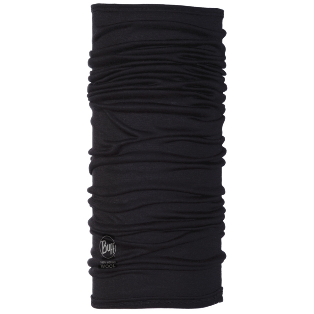 Buff - Merino Wool  Black