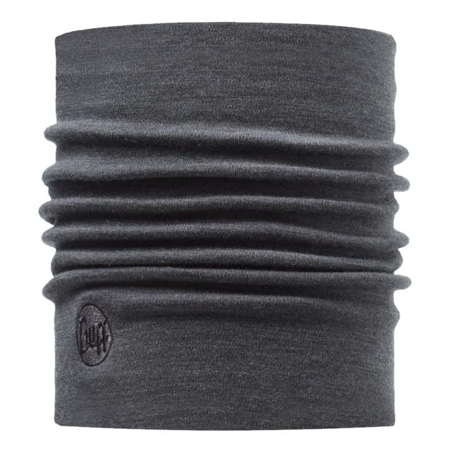Buff - - MERINO THERMAL NECKWARMER - XX - Grey