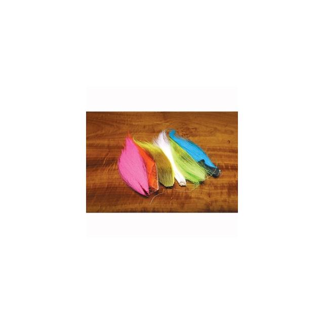 Hareline Dubbin - Bucktail Fluorescent Combo