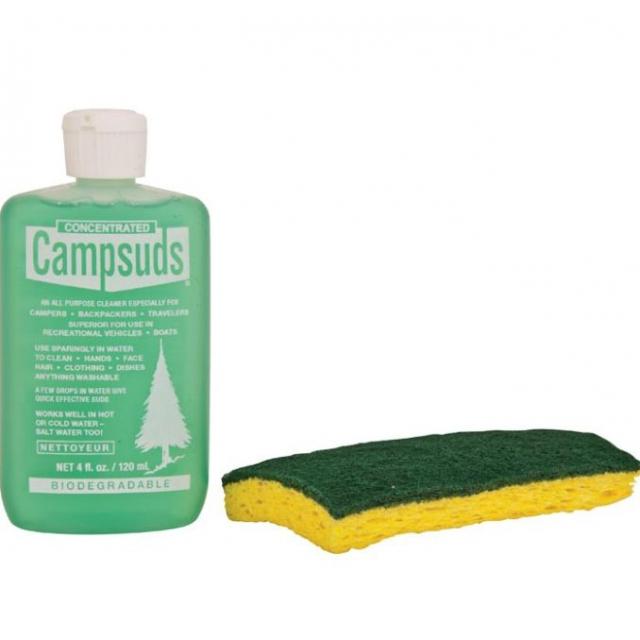 Campsuds - Campsuds suds & scrubber kitchen clean