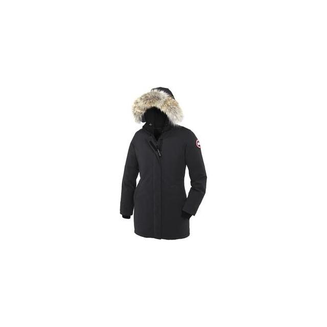 Canada Goose - Victoria Parka Women's, Black, L
