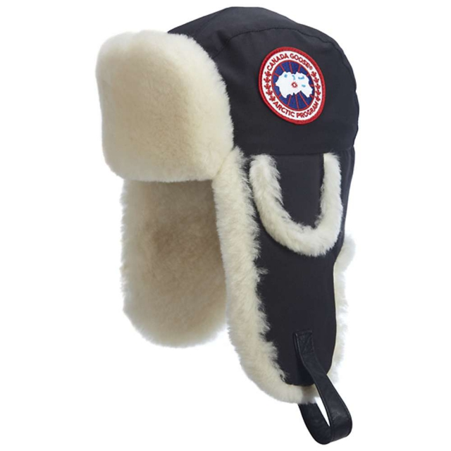 Canada Goose - Shearling Co-Pilot Hat