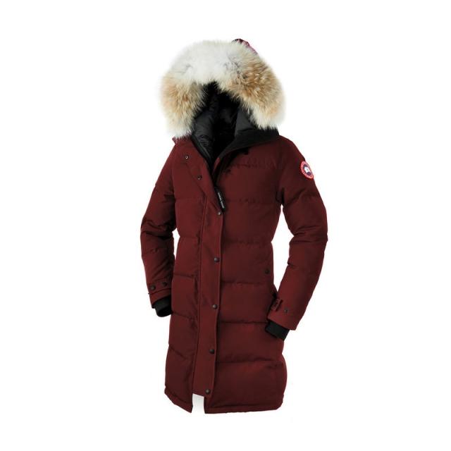 Canada Goose - Womens Shelburne Parka - New Redwood Large