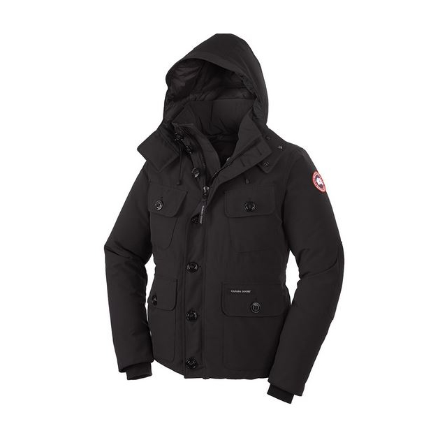 Canada Goose - - Selkirk Parka Mens - Small - Black
