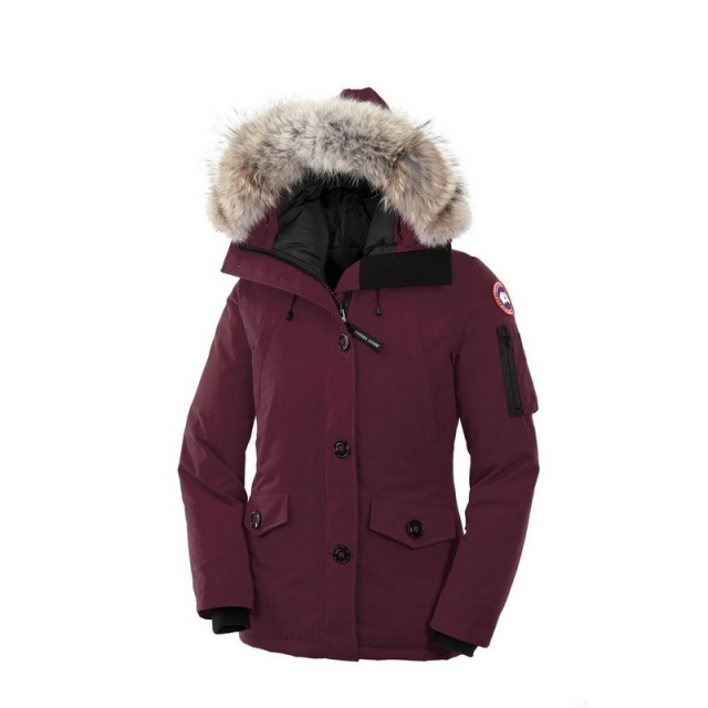 Canada Goose - Women's Montebello Coat Parka