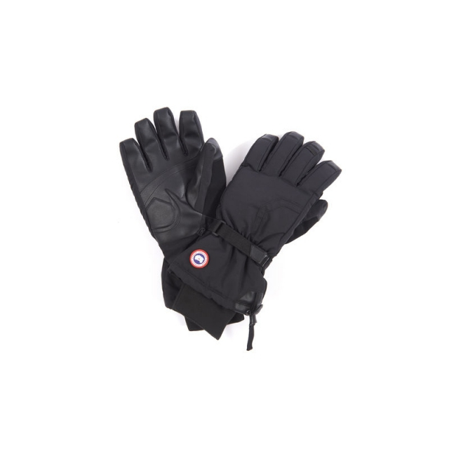 Canada Goose - Mens Artic Down Gloves - Closeout Black XL