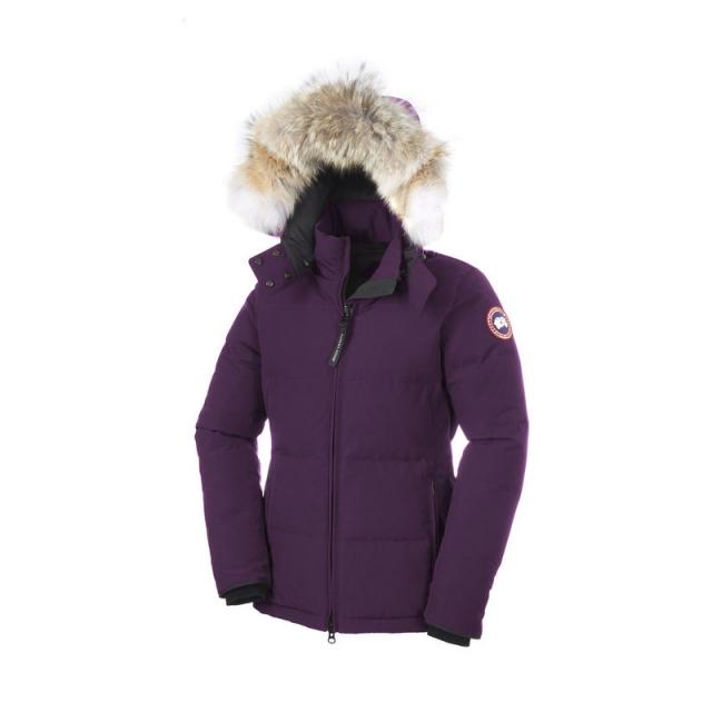 Canada Goose - Womens Chelsea Parka - Closeout Arctic Dusk Medium