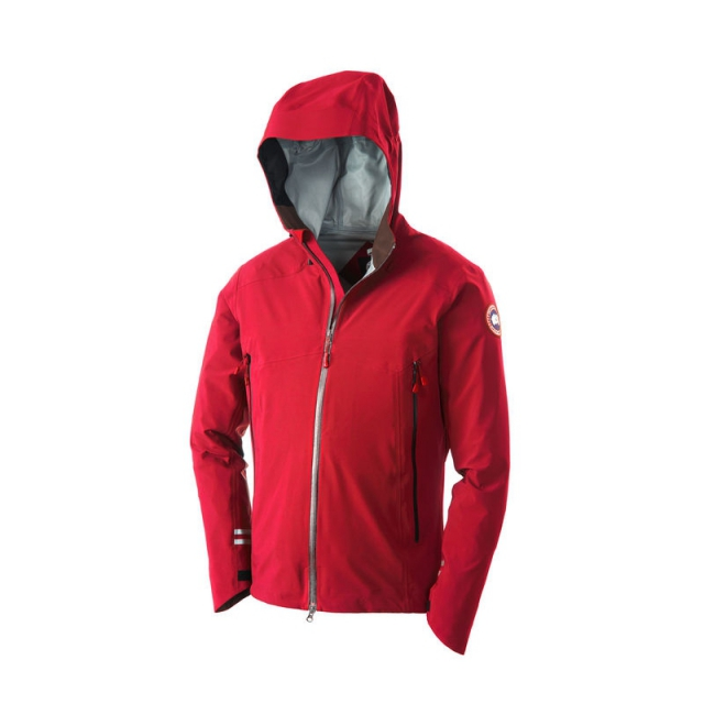 Canada Goose - Mens Canyon Shell - Closeout Z.Red XL