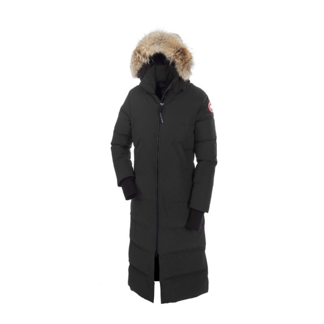 Canada Goose - Womens Mystique Parka - New Black X Small