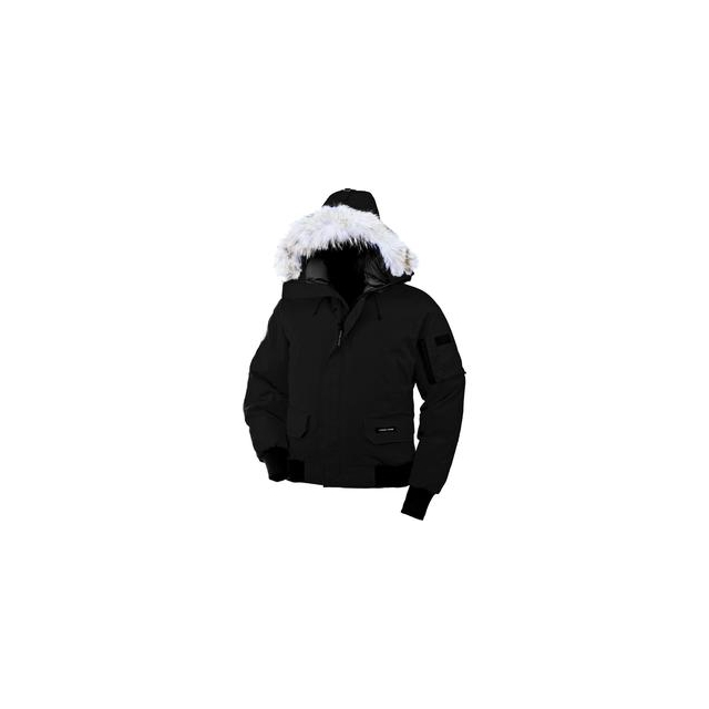 Canada Goose - Chilliwack Bomber Jacket Men's, Black, L