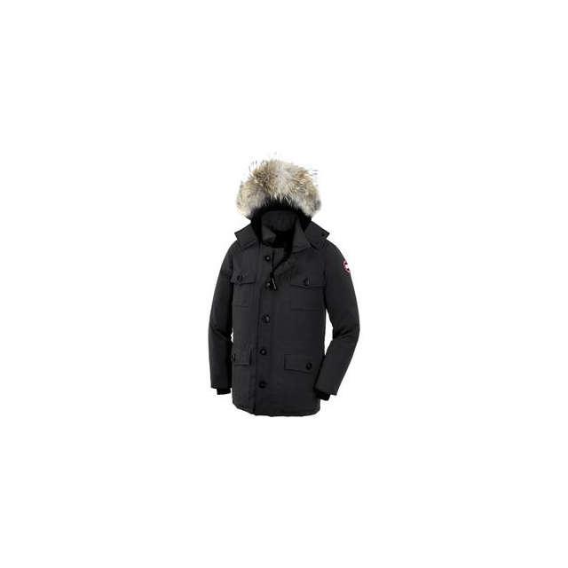 Canada Goose - Banff Parka Men's, Black, L