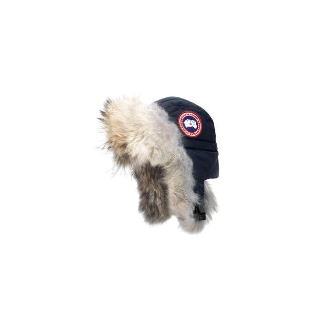 Canada Goose - Aviator Hat Adults', Navy, S/M