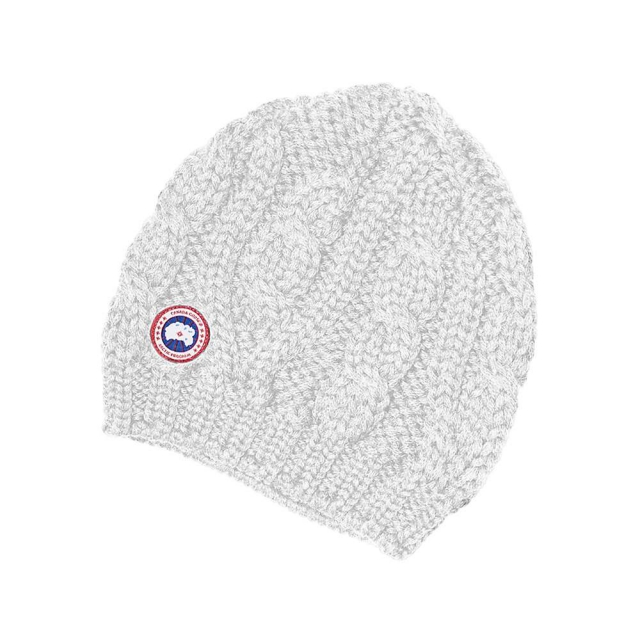 Canada Goose - Women's Chunky Cable Knit Beanie