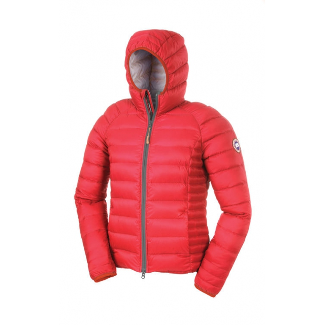 Canada Goose - - Brookvale Hooded Jacket - small - Red