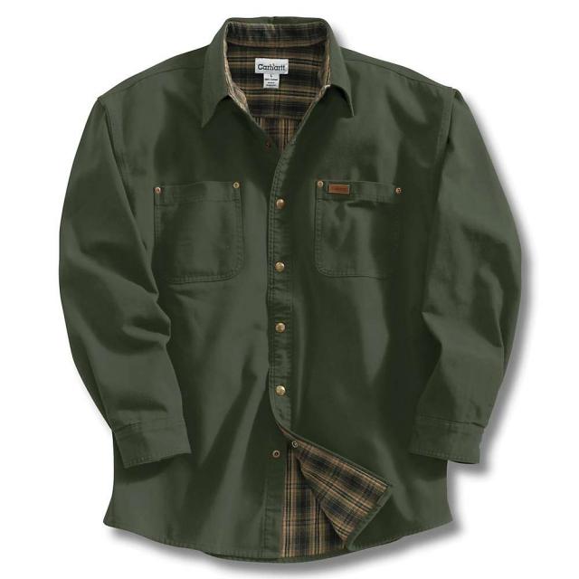 Carhartt - Men's Classic Canvas Shirt Jac
