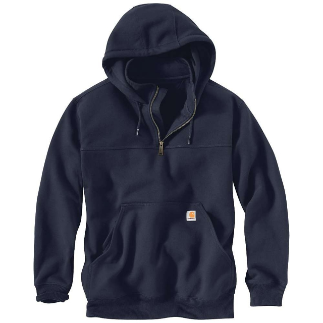 Carhartt - Men's Rain Defender Paxton Heavyweight Hooded Zip Mock Sweats