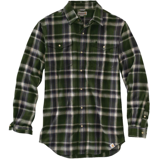 Carhartt - Men's Trumbull Snap Front Shirt