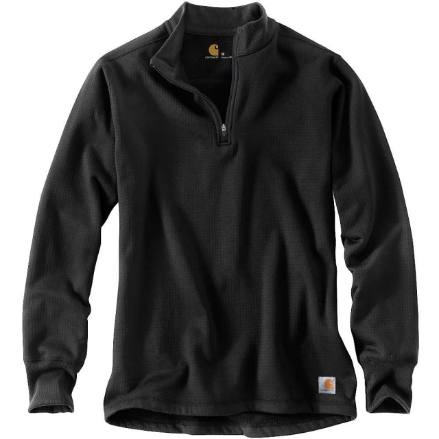 Carhartt - Men's Base Force Super Cold Weather Quarter Zip Top