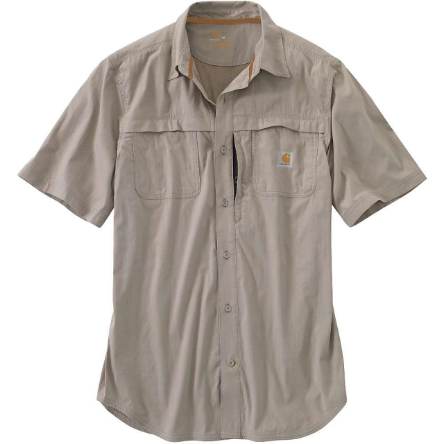 Carhartt - Men's Force Mandan Solid SS Shirt