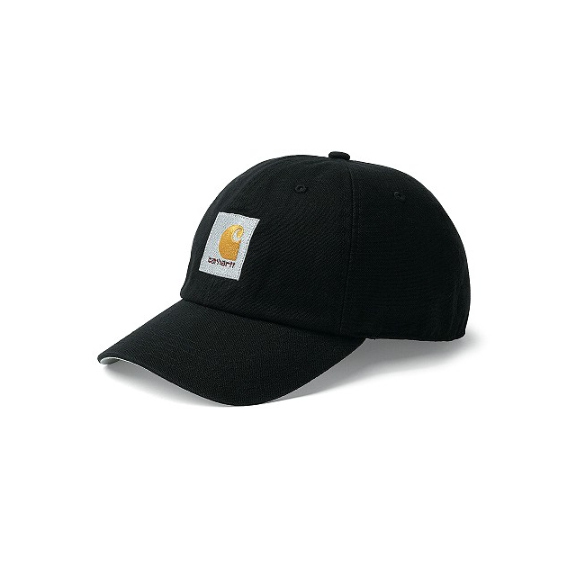 Carhartt - Men's A146 Signature Canvas WorkFlex® Cap Black L/XL