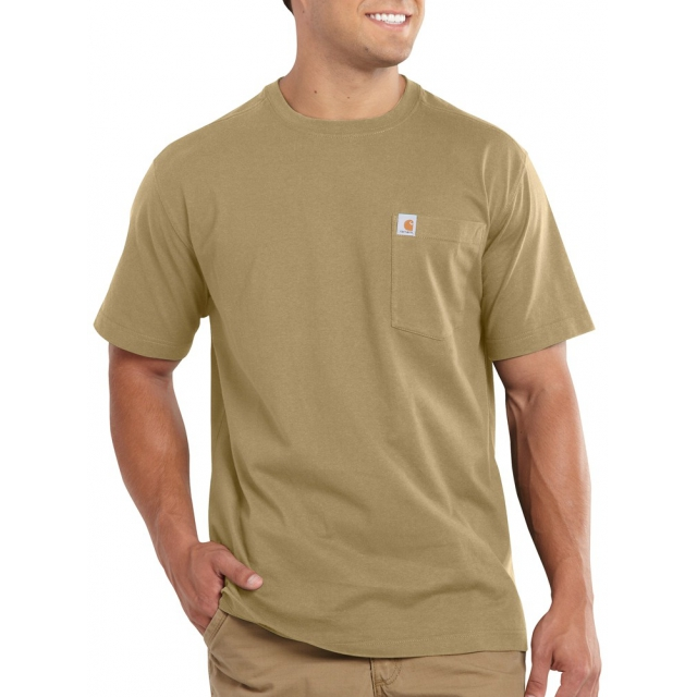 Carhartt - Men's Maddock Pocket S/S T-Shirt