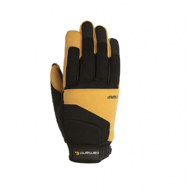 Carhartt - Men's Tri-Grip Glove Black/Barley