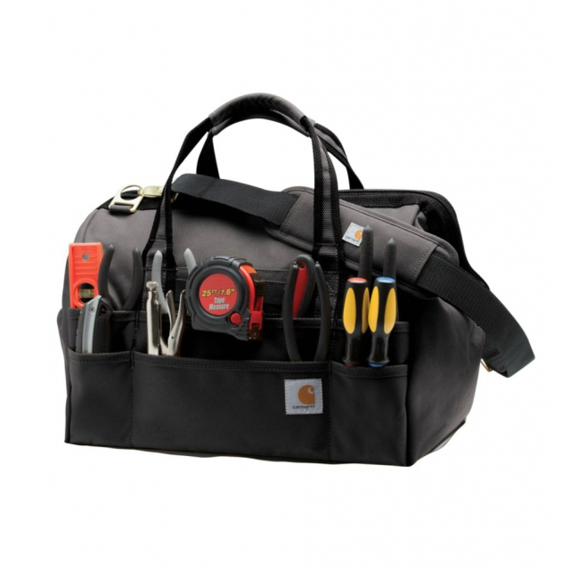 "Carhartt - Legacy 16"" Tool Bag Black"