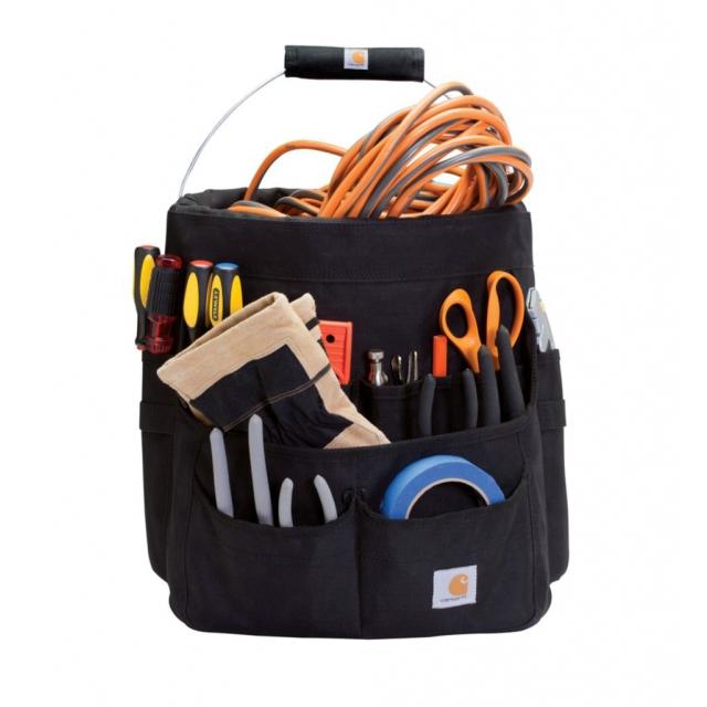 Carhartt - Legacy 5 Gallon Bucket Organizer Bag Black