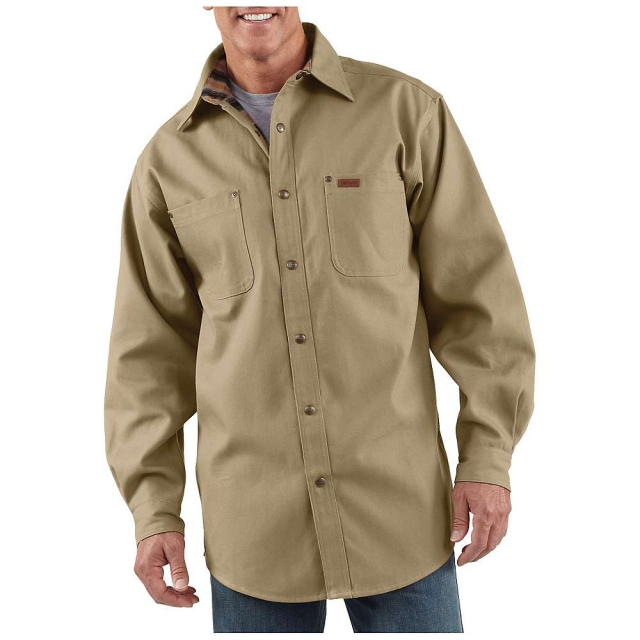 Carhartt - Men's Classic Canvas Shirt Jac