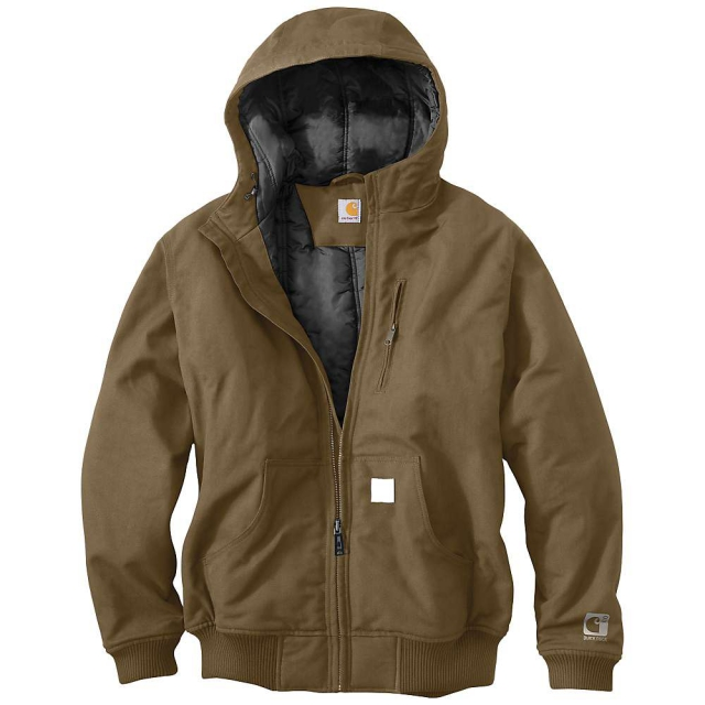 Carhartt - Men's Quick Duck Woodward Active Jacket