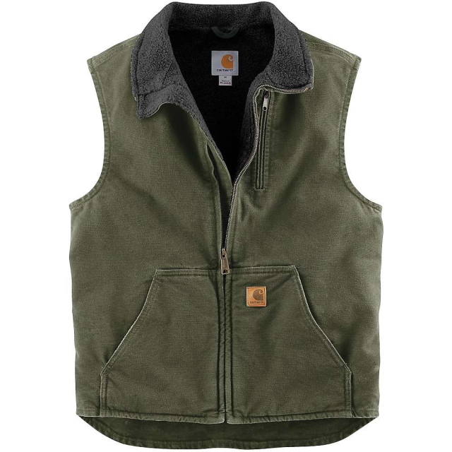 Carhartt - Men's Mock Neck Vest