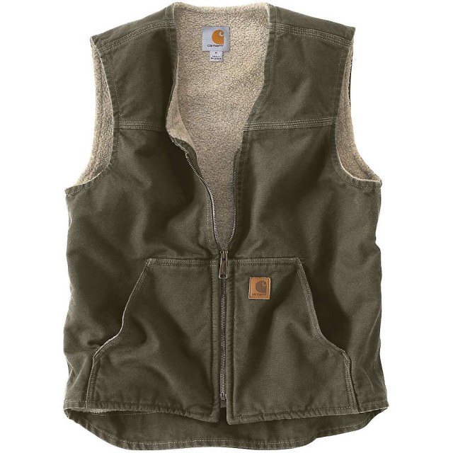Carhartt - Men's Rugged Vest
