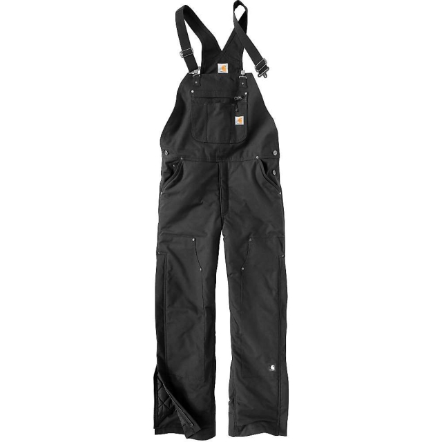 Carhartt - Men's Quick Duck Jefferson Bib Overall
