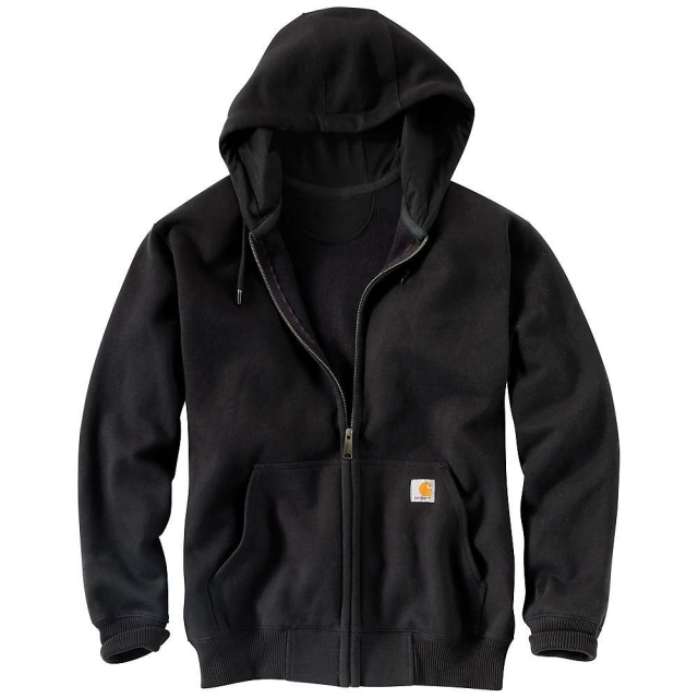 Carhartt - Men's Rain Defender Paxton Heavyweight Hooded Zip Front Sweat