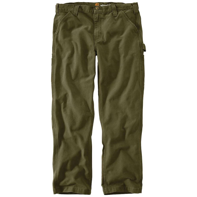 Carhartt - Men's Weathered Duck Dungaree Pant