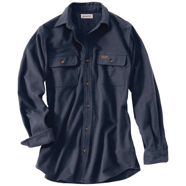 Carhartt - Men's Chamois Long Sleeve Shirt