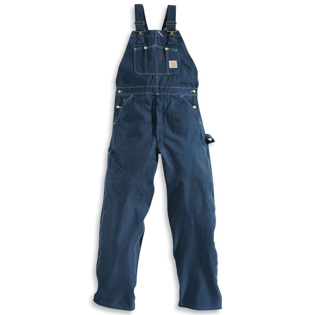 Carhartt - Men's Denim Bib Overall