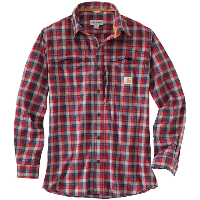 Carhartt - Men's Force Reydell Long Sleeve Shirt