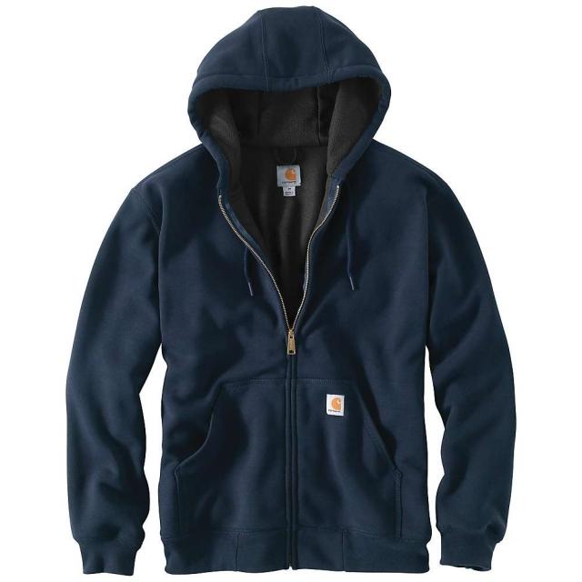 Carhartt - Men's Rain Defender Rutland Thermal Lined Hooded Zip Front Sweatshirt