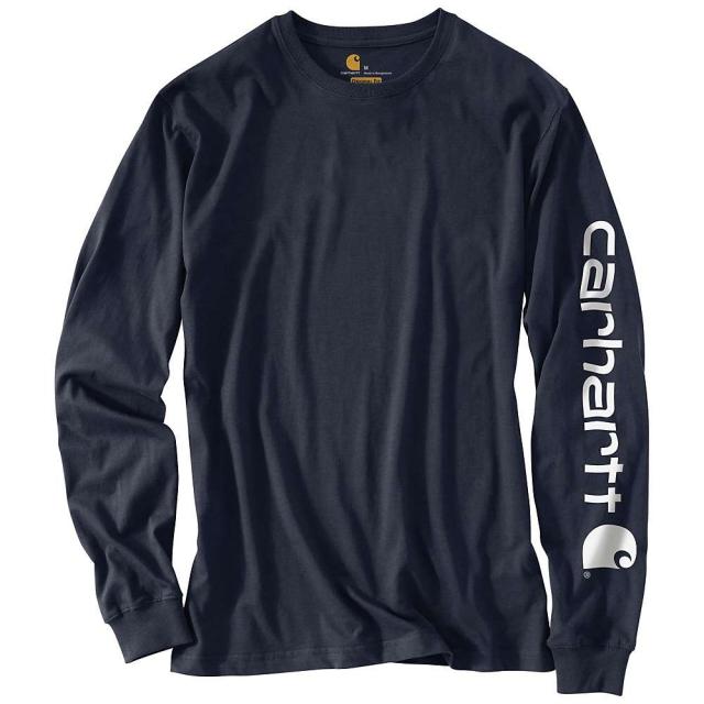 Carhartt - Men's Signature Sleeve Long Sleeve T-Shirt