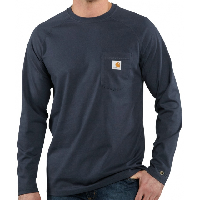 Carhartt - Men's Force™ Cotton L/S T-Shirt