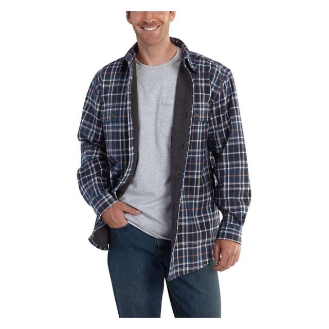 Carhartt - Men's Rain Defender Youngstown Flannel Shirt Jacket