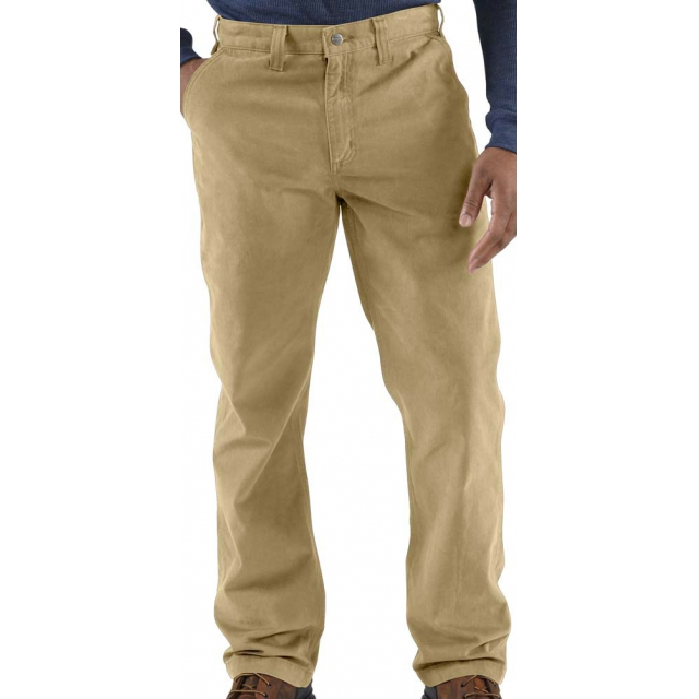Carhartt - Men's Rugged Work Khaki Pant Field Khaki