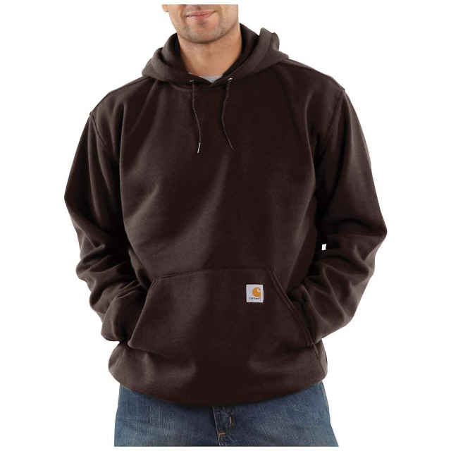 Carhartt - Men's Midweight Hooded Pullover Sweatshirt