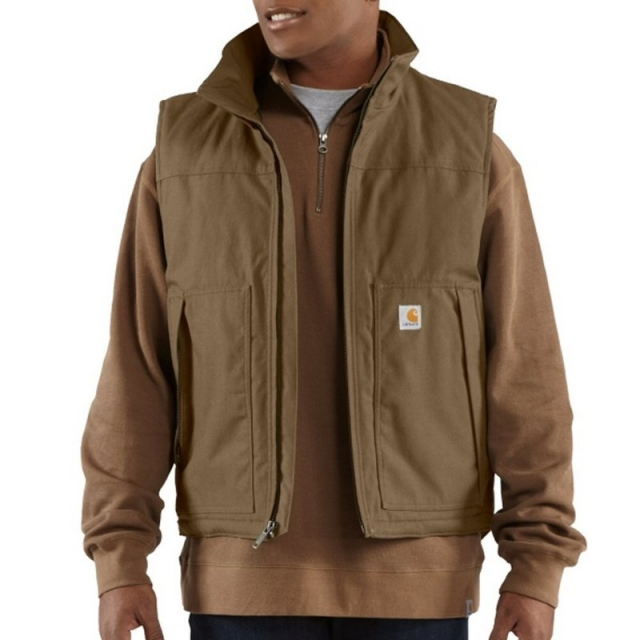 Carhartt - Men's Quick Duck Jefferson Vest