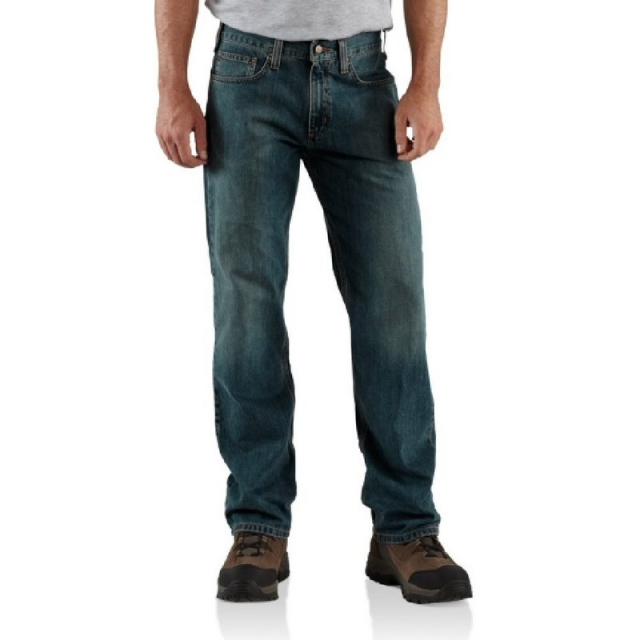 Carhartt - Men's Relaxed Fit Jean Straight Leg