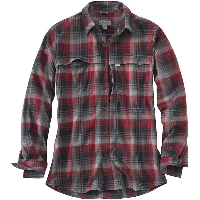 Carhartt - Men's Force Reydell LS Shirt