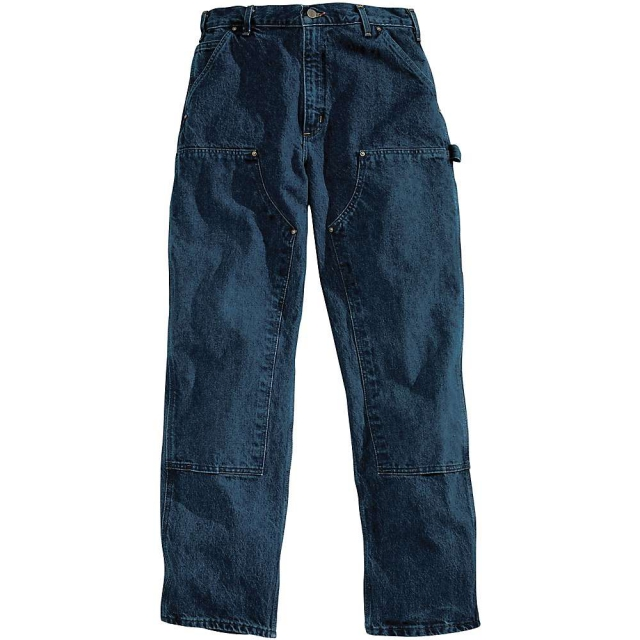 Carhartt - Men's Relaxed Fit Double Front Washed Logger Jean