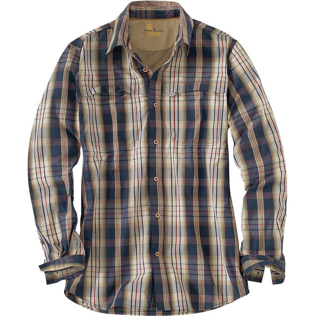 Carhartt - Men's Force Mandan LS Shirt