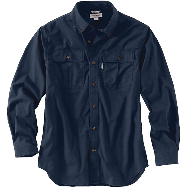 Carhartt - Men's Foreman Solid Long Sleeve Work Shirt